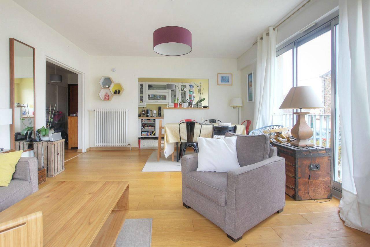 vente appartement t4 nantes longchamp agence immobili re schuman nantes. Black Bedroom Furniture Sets. Home Design Ideas